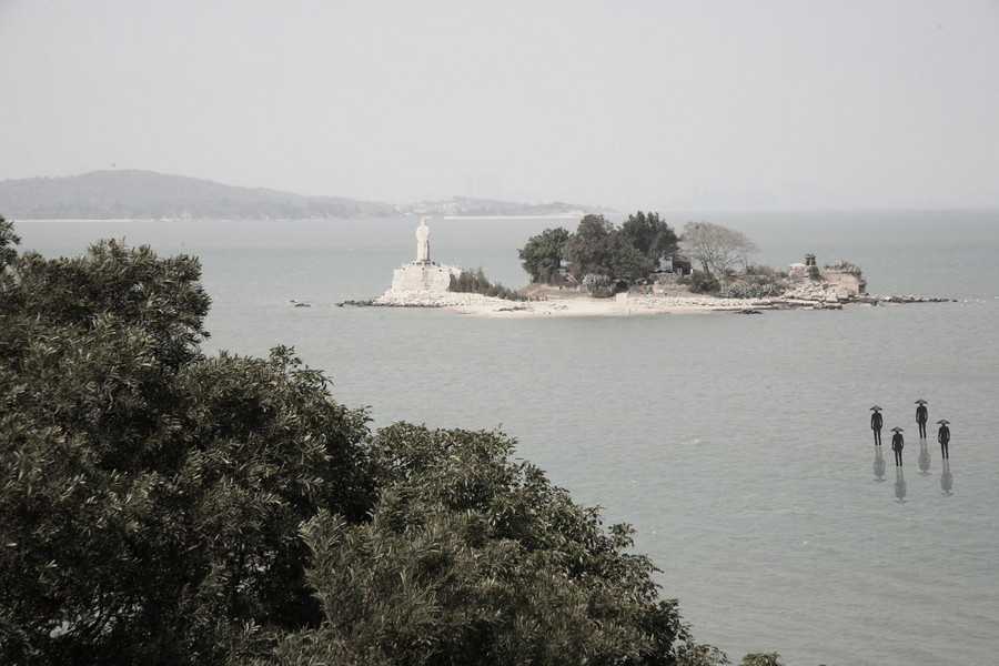 Kinmen Taiwan  City new picture : Taiwanese Coastal Structures