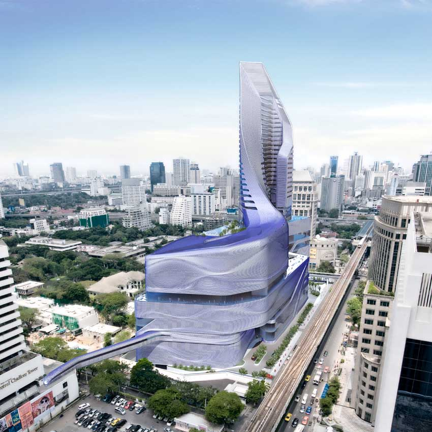 Bangkok architecture tours walking guides thailand e for Hotels tours