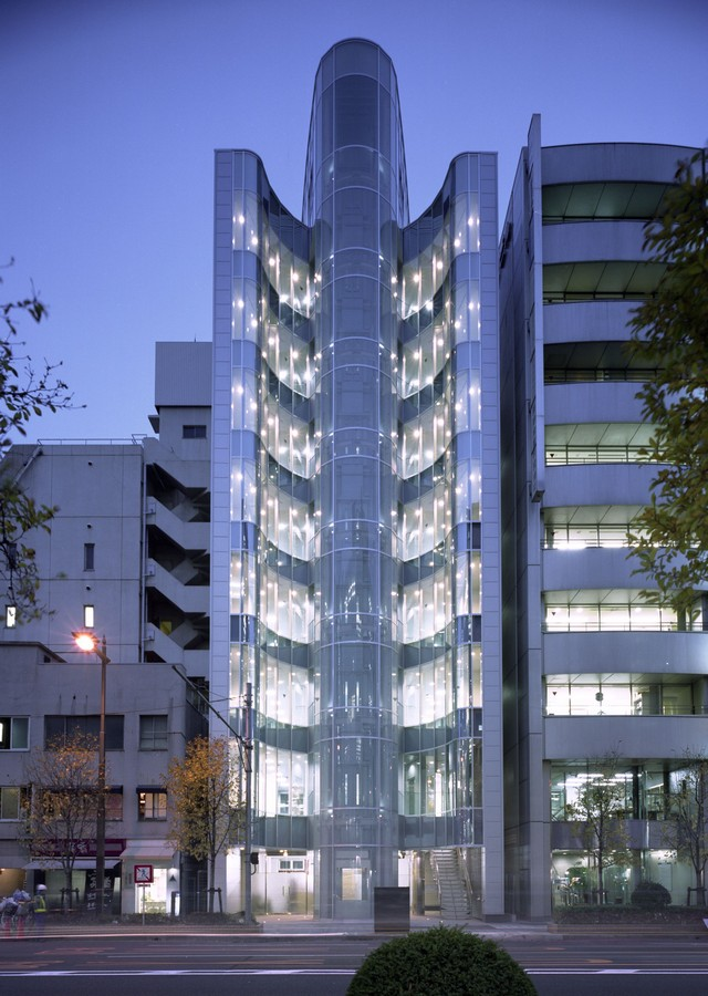 tokyo buildings architecture in japan e architect