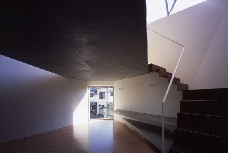 Reflection Of Mineral House Tokyo Property E Architect