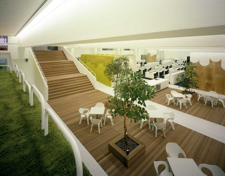 architectural office design. TBWAHakuhodo Office Interior Architectural Design C