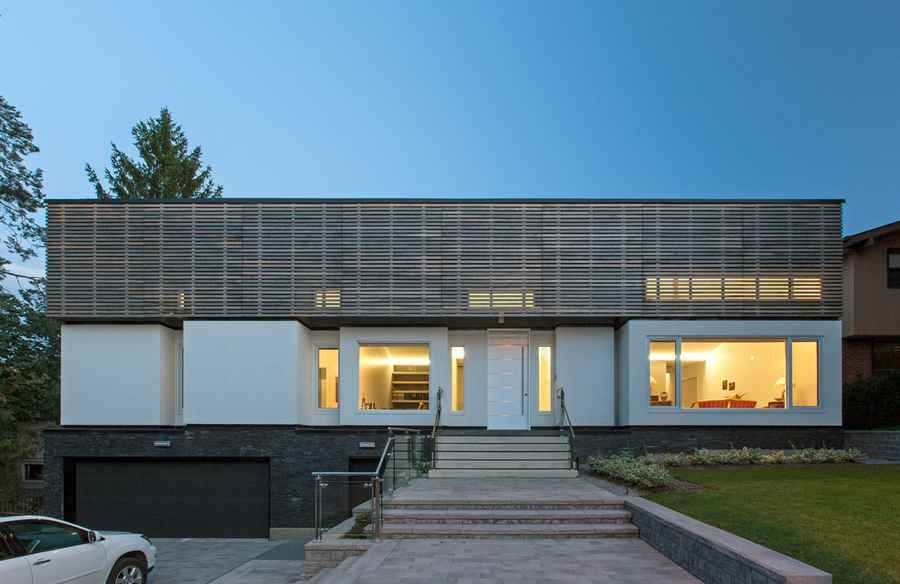 House in markham north toronto home e architect for House images gallery