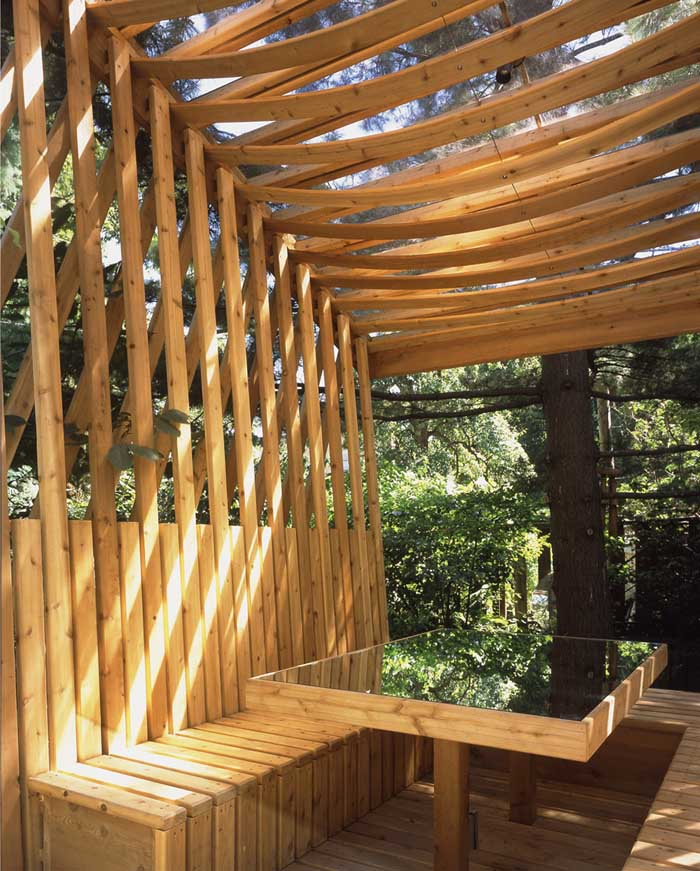 Garden Pavilion Toronto Building Paul Raff Studio e architect
