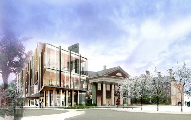 University of toronto faculty of law flavelle house e for Architecture firms mississauga