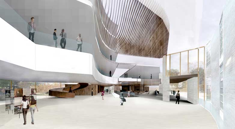 University Of Toronto Faculty Of Law Building Image From Architects. U201c