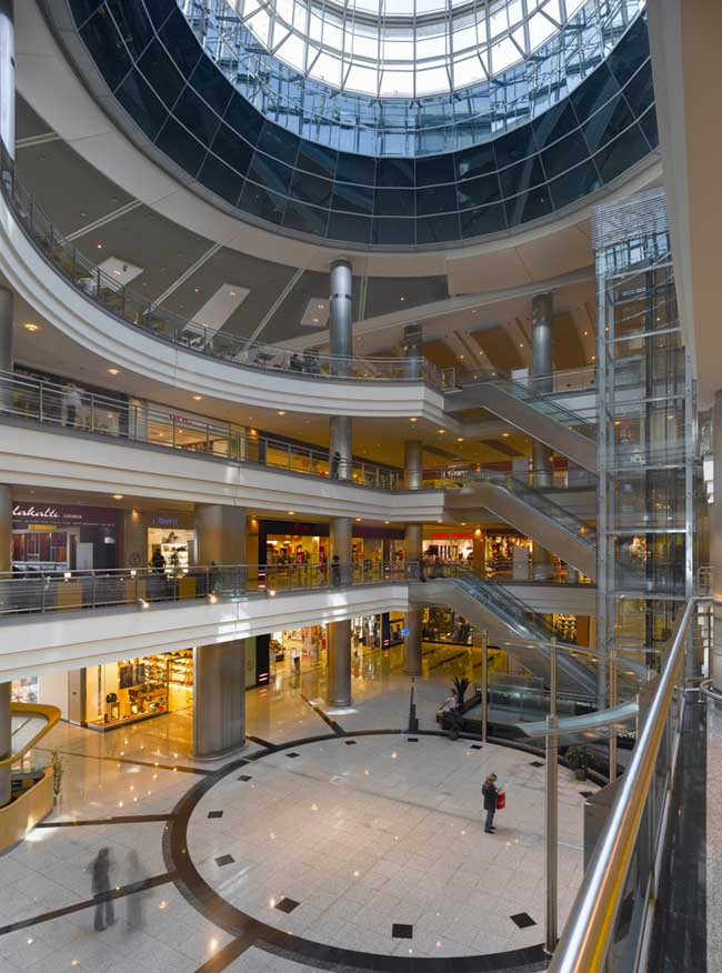 Cepa Shopping Center Ankara Retail Centre Turkey E