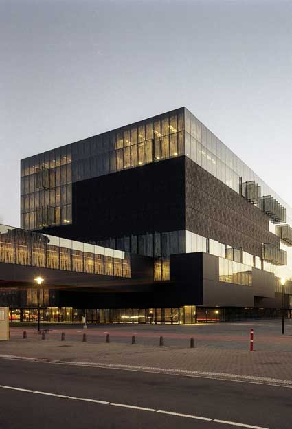 Fashion And Design University In Utrecht