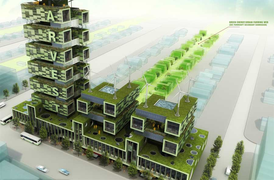Harvest Green Project British Columbia Competition E