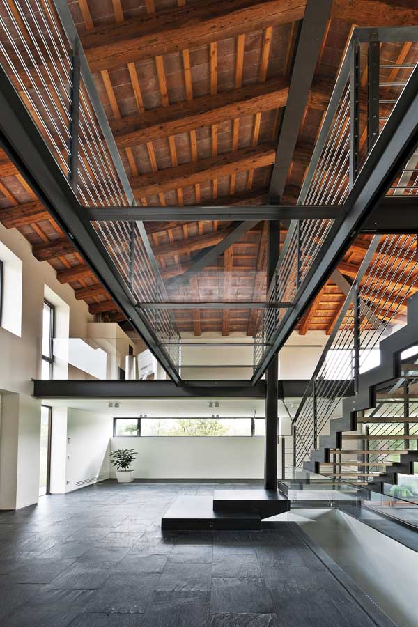 Asolo Foothills House Treviso Residence E Architect