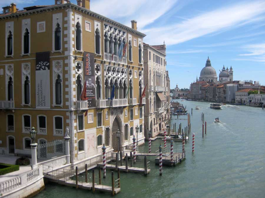 Venice architecture venetian buildings e architect for Architecture venise
