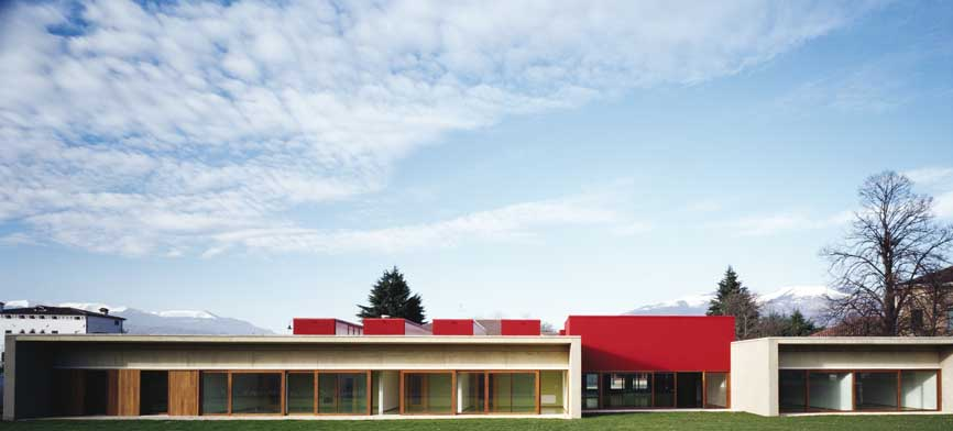 Nursery School Buildings - Nurseries, Designs | e-