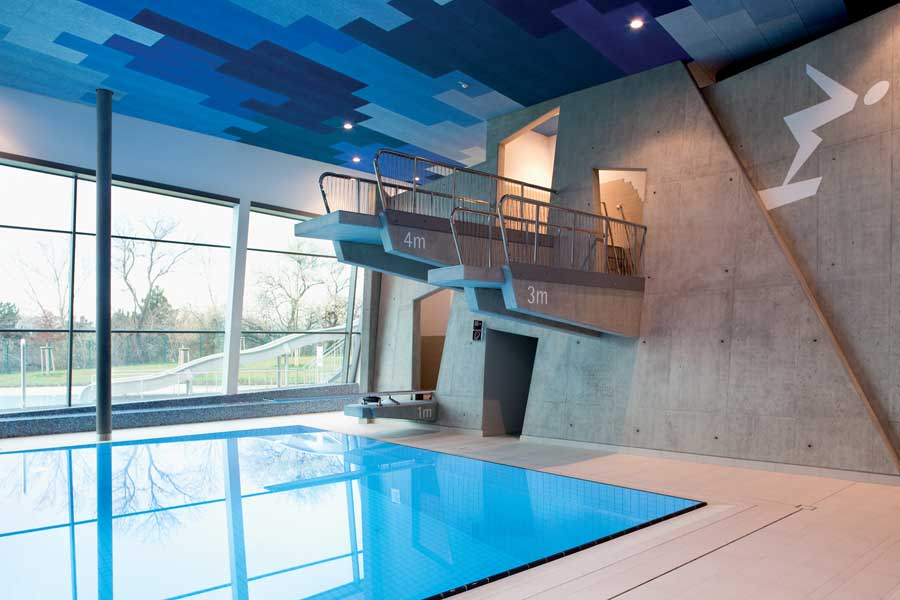 Therme Wien Vienna Spa Austria Resort E Architect
