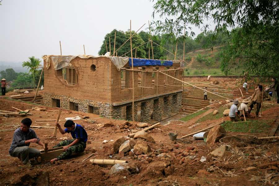 Suoi Re Multi Functional Community House Hoa Binh E