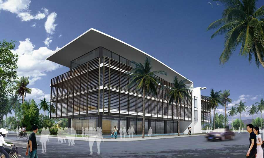 Vietnam Office Buildings - Offices Indonesia - e-architect