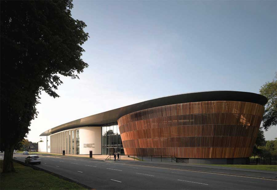 Royal Welsh College Of Music amp Drama Cardiff Wales E
