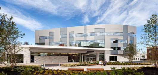 MD Anderson Cancer Center at Cooper in Camden