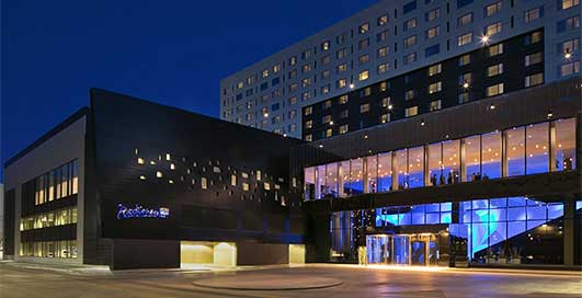 Radisson Blu Mall of America Minnesota