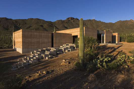 Tucson Mountain Retreat Arizona