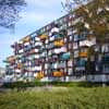 Dutch Old Persons apartments