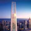 DIFC Lighthouse building design by Atkins Architects