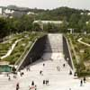 Ewha Womans University Campus building design by Dominique Perrault Architects