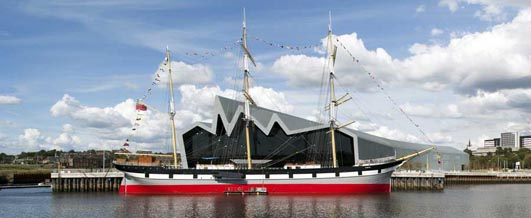 Riverside Museum Building