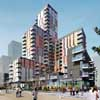 Greenwich Peninsula housing