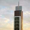 Millennium Tower building design by Atkins Architects