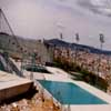 Olympic Diving Pools Montjuic