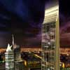 P17 Tower building design by Atkins Architects