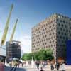 Ravensbourne College building design by Foreign Office Architects
