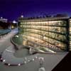 Salt Lake City Public Library design by Moshe Safdie Architect