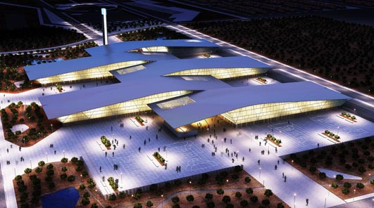 New Trade Fair Building in Mendoza