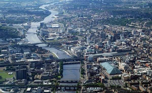 City of Glasgow 2012