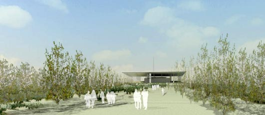 Stavros Niarchos Foundation Cultural Center in Athens