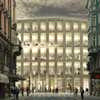 Austrian Department Store Building design by David Chipperfield Architects