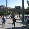 Renovation of Plaza Lesseps Barcelona