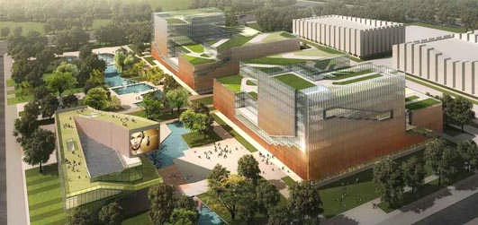China Mobile International Headquarters Campus Beijing