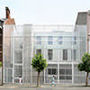 Schaarbeek Sports Hall Belgium Building