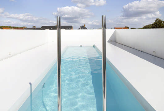 Swimming Pool in Belgium