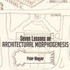 Architectural Morphogenesis book