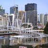 Tensegrity Bridge Brisbane