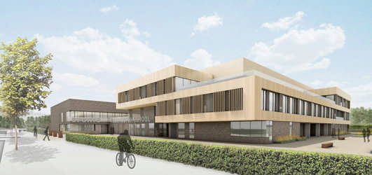 Trumpington Community College Development Cambridge