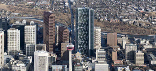 The Bow Calgary Canadian Architectural Designs