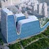 Dalian Medical University Hospital Building Design
