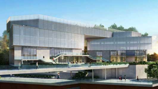 Exhibition Center Nanning