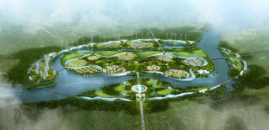 Green Health City China