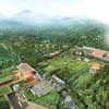 Shennong Valley Resort Buildings