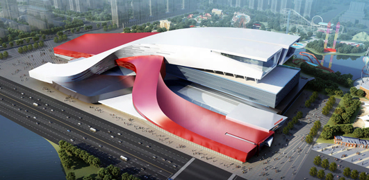 Wanda Harbin Indoor Ski Resort China