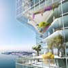 Piraeus Tower Competition Design